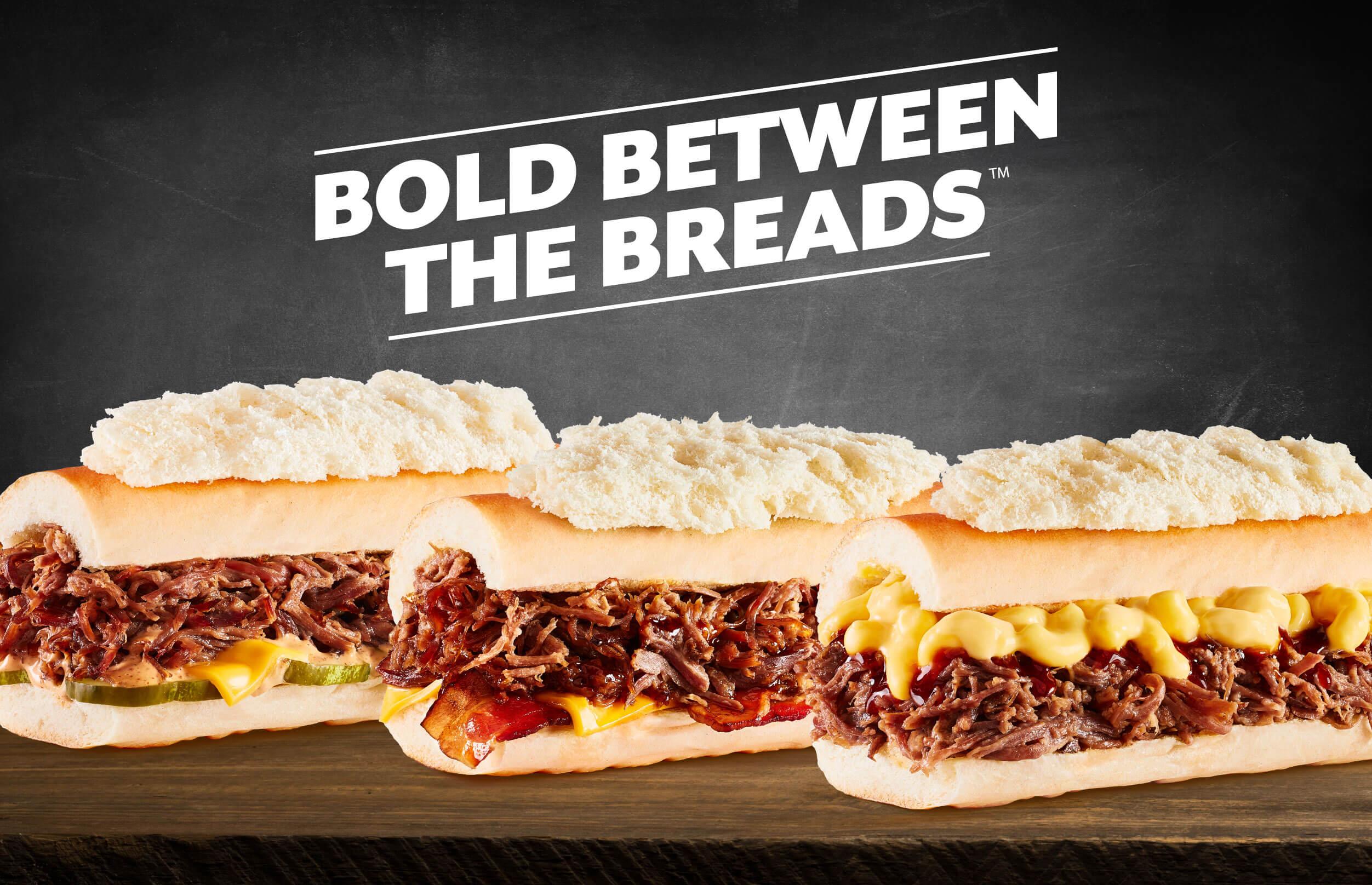 Erbert & Gerbert's Bold Between the Breads